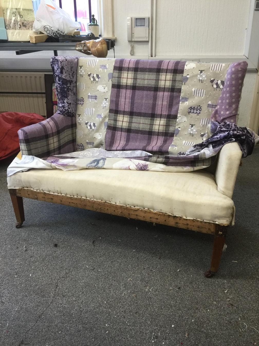 How To Measure A Sofa For Loose Covers Brokeasshome Com