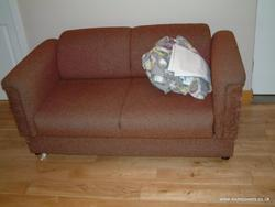 sofa before replacement loose covers in Brighouse