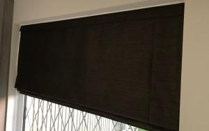 fabric loose cover window blind