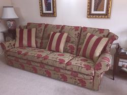 floral sofa covers in Huddersfield after