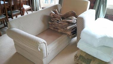 copy sofa covers in Leicestershire