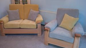 sofa and couch suite reupholstery and loose covers London