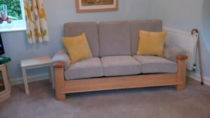 affordable sofa suite reupholstery and new slip covers London